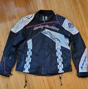 Ladie's Harley Davidson Jacket